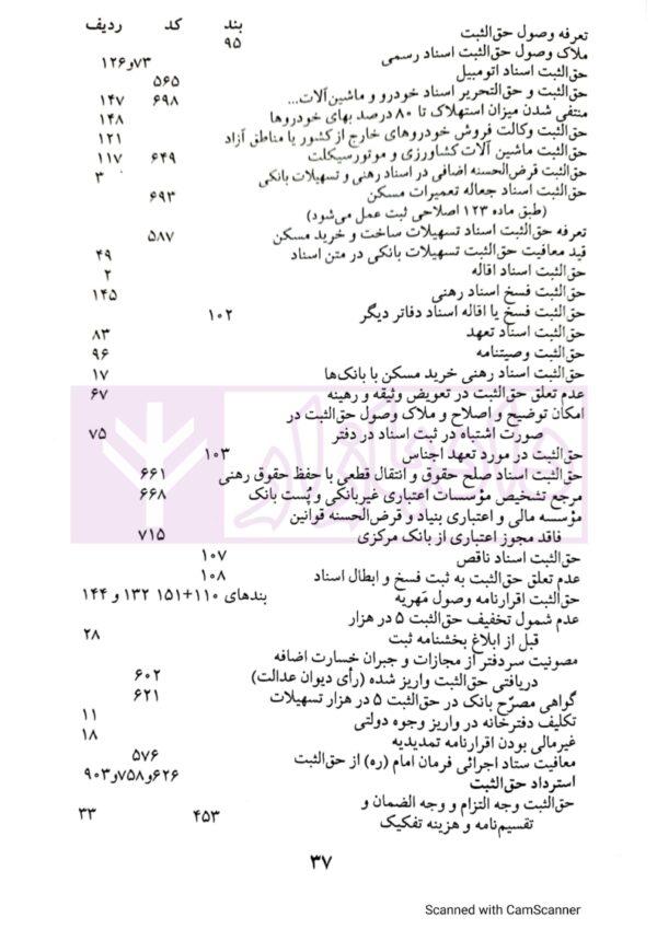 مجموعه محشای بخشنامه های ثبتی (ویرایش 1399)   آذرپور و حجتی اشرفی