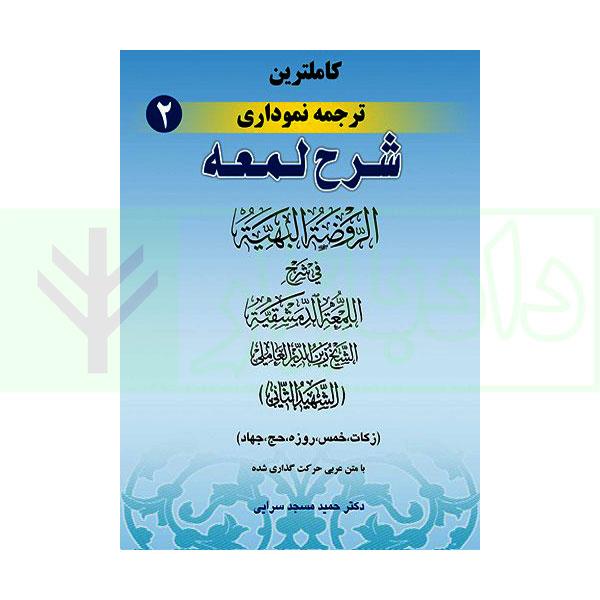 کاملترین ترجمه نموداری شرح لمعه (2)   دکتر مسجد سرایی