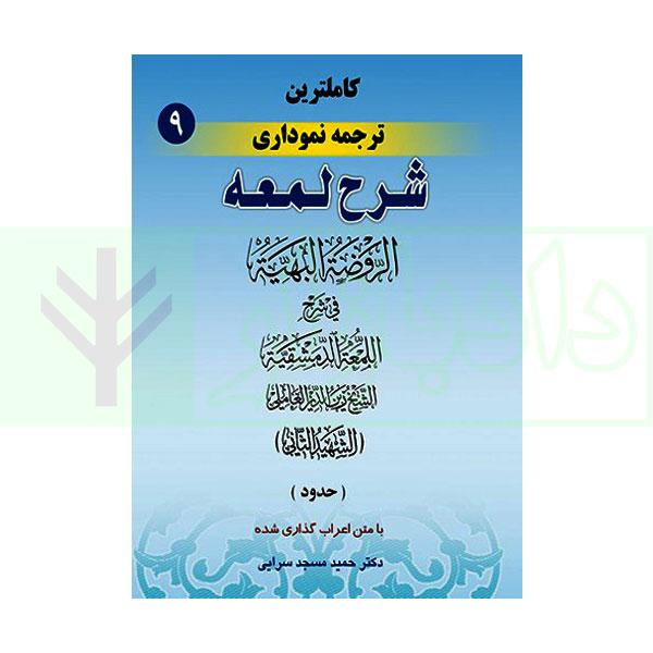 کاملترین ترجمه نموداری شرح لمعه (9)   دکتر مسجد سرایی