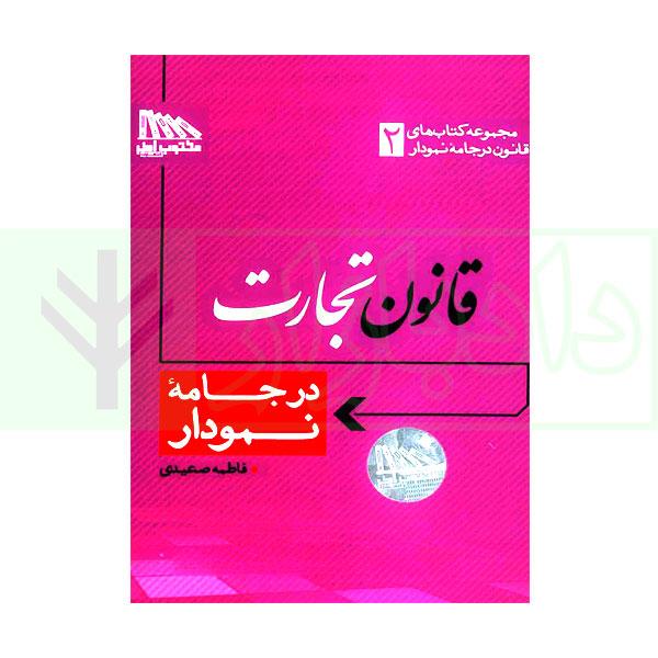 قانون تجارت در جامه نمودار (سیمی) | صعیدی
